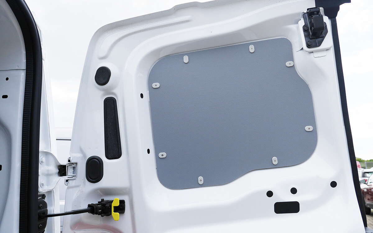 Citroen Jumpy M - Plastik