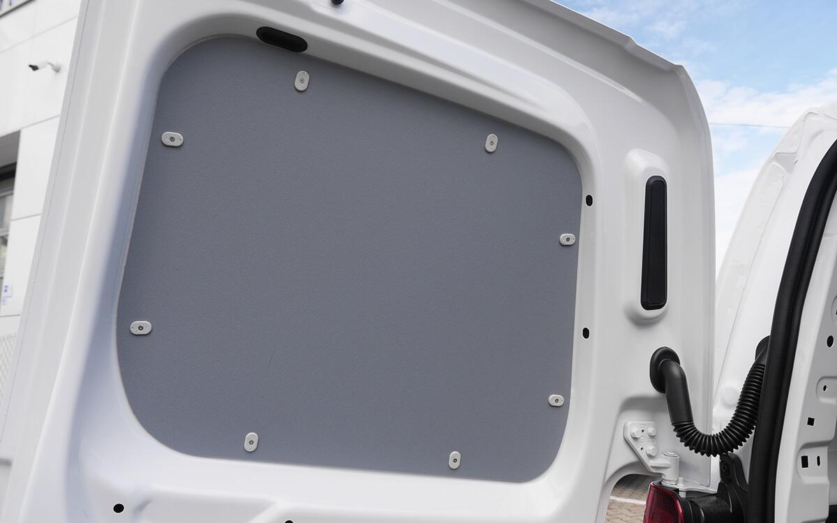 Citroen Berlingo Van XL - Plastik