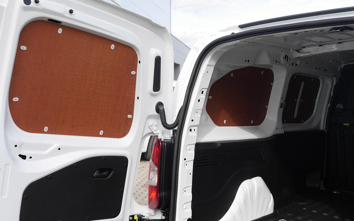 Citroen Berlingo Van XL - Sklejka