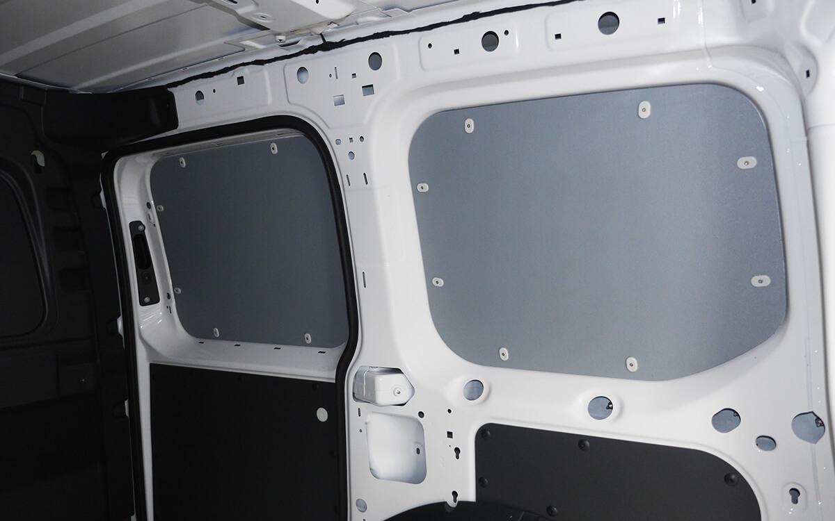 Volkswagen Caddy Cargo L1 - Plastik